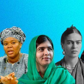 güçlü kadınlar